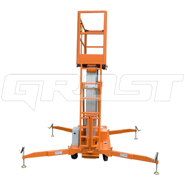 Телескопический подъемник GROST FSD 10.2000